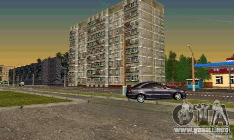 Arzamas v0.1 para GTA San Andreas segunda pantalla