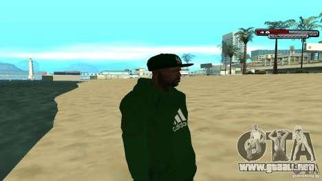 Sweet para GTA San Andreas tercera pantalla