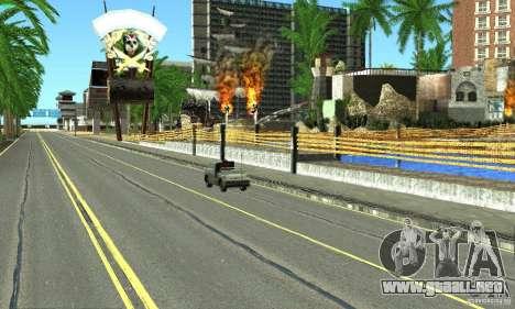 Real HQ Roads para GTA San Andreas undécima de pantalla