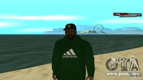 Sweet para GTA San Andreas