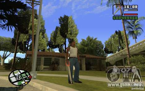 Sierra para GTA San Andreas sexta pantalla