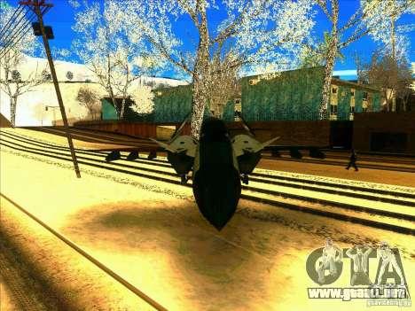 ADFX-02 Morgan para visión interna GTA San Andreas