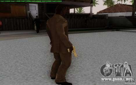 Raul Menendez 2025 para GTA San Andreas tercera pantalla