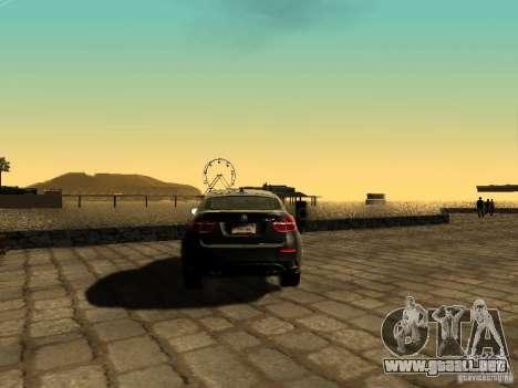 ENBSeries v1.2 para GTA San Andreas quinta pantalla