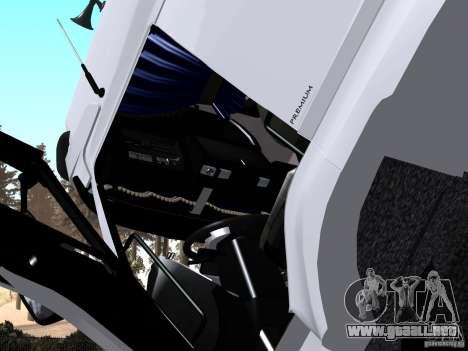 Mezclador de Renault Premium para la visión correcta GTA San Andreas