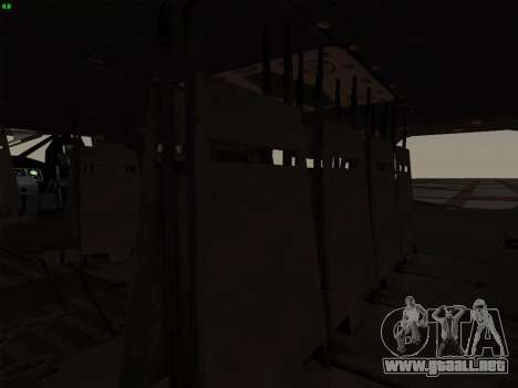MH-X Stealthhawk para la visión correcta GTA San Andreas