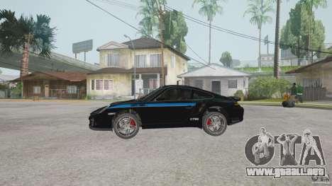 Porsche 911 para la visión correcta GTA San Andreas