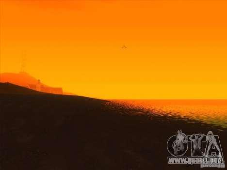 ENBSeries v1.0 para GTA San Andreas séptima pantalla