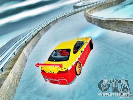 Nissan Silvia S15 Calibri-Ace para vista lateral GTA San Andreas