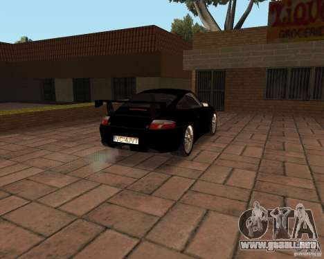 Porsche 911 GT3 RS para el motor de GTA San Andreas