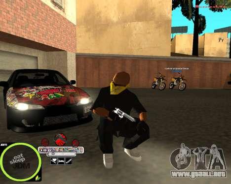 Weapon Pack by Alberto para GTA San Andreas segunda pantalla