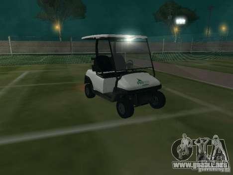 Carrito de GTA TBoGT para GTA San Andreas