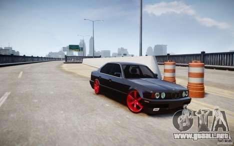 BMW 535i para GTA 4 visión correcta