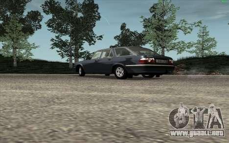 Volga GAZ 31104 para GTA San Andreas left