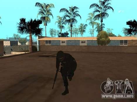 Miembro del FSB para GTA San Andreas segunda pantalla