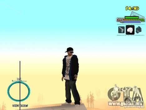 Pieles El Coronos para GTA San Andreas tercera pantalla