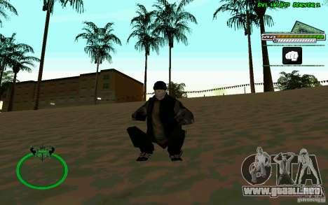 Bomje & Gop para GTA San Andreas quinta pantalla