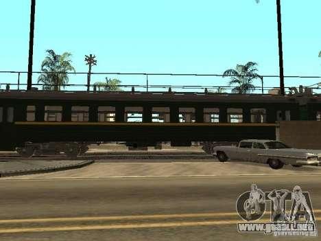 ÈR2R-7750 para la visión correcta GTA San Andreas