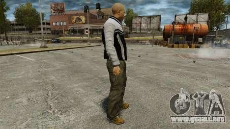 Vin Diesel para GTA 4 segundos de pantalla