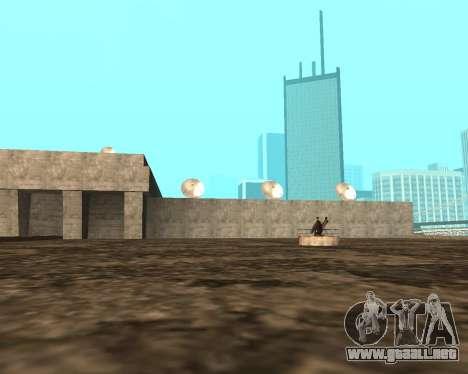 Real New San Francisco v1 para GTA San Andreas novena de pantalla