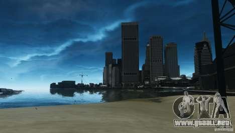Saites ENBSeries Low v4.0 para GTA 4 tercera pantalla