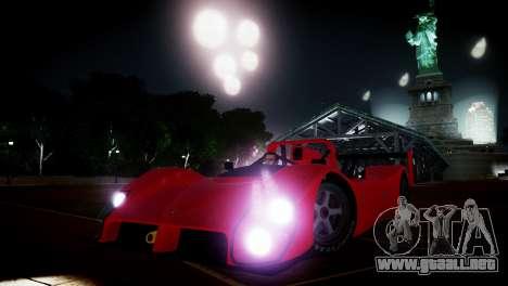 Ferrari 333 SP 1994 para GTA 4 visión correcta
