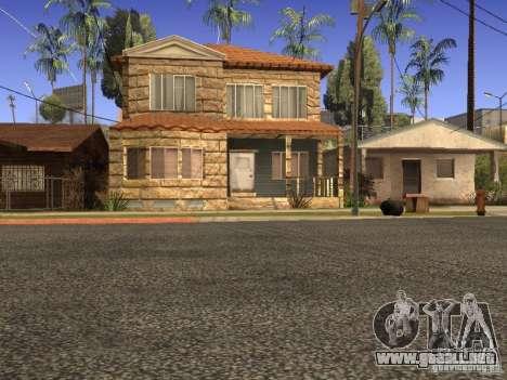 New Los Santos para GTA San Andreas segunda pantalla