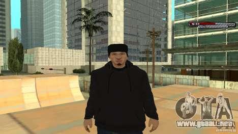 Trialist HD para GTA San Andreas