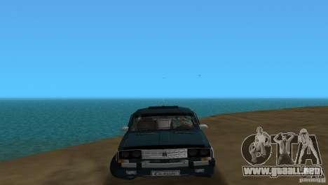 VAZ 2106 para GTA Vice City left