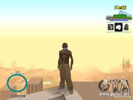 Pieles El Coronos para GTA San Andreas