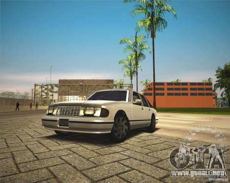 ECHO HD from GTA 3 para GTA San Andreas