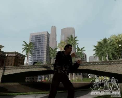 Roman para GTA San Andreas segunda pantalla