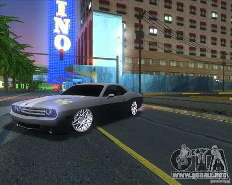 ENBSeries by LeRxaR v3.0 para GTA San Andreas quinta pantalla