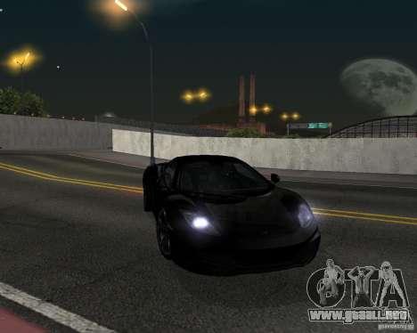 ENBSeries by Nikoo Bel v2.0 para GTA San Andreas sucesivamente de pantalla