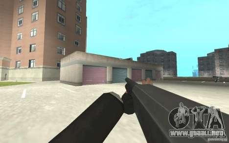 Nueva animación de GTA IV para GTA San Andreas novena de pantalla