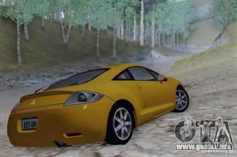 Mitsubishi Eclipse GT V6 para GTA San Andreas left