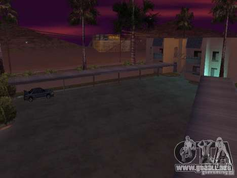 Parking Save Garages para GTA San Andreas séptima pantalla
