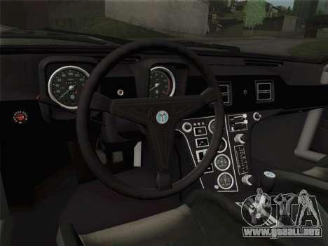 De Tomaso Pantera GT4 para las ruedas de GTA San Andreas