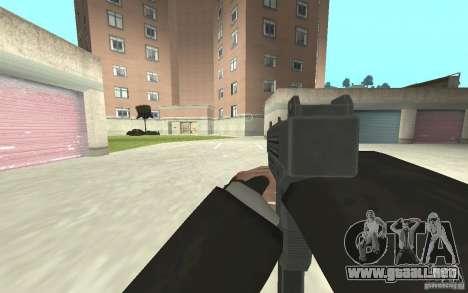 Nueva animación de GTA IV para GTA San Andreas sexta pantalla