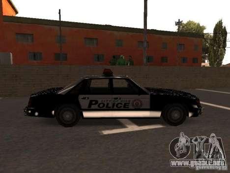 Police VC para GTA San Andreas left