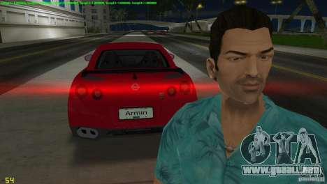 Tommy HQ Model para GTA Vice City sexta pantalla