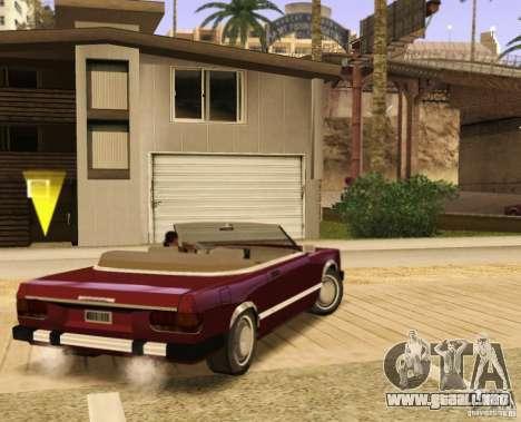 Feltzer HD v2 para GTA San Andreas left