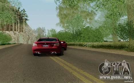Seat Ibiza Cupra para la visión correcta GTA San Andreas