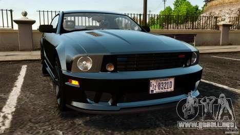Saleen S281 Extreme Unmarked Police v1.5 para GTA 4