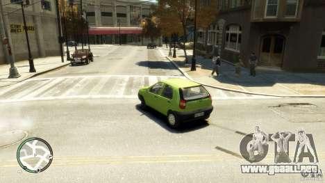 Fiat Palio para GTA 4 left
