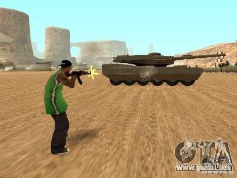 Aliados intelectuales para GTA San Andreas