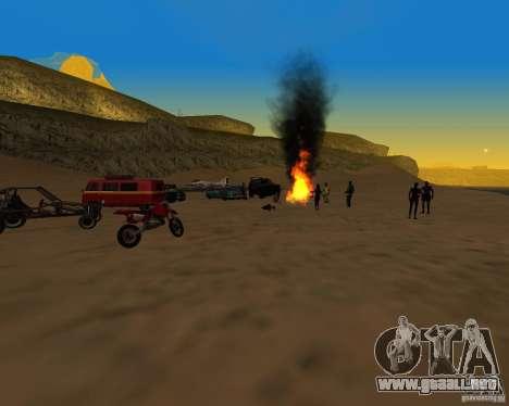 Playa večirinka para GTA San Andreas