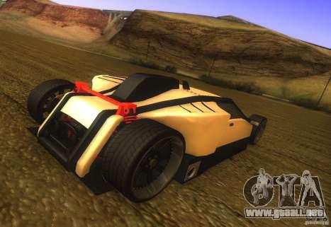 Guardia para visión interna GTA San Andreas