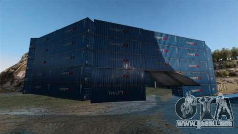 Una nueva casa segura para GTA 4 segundos de pantalla