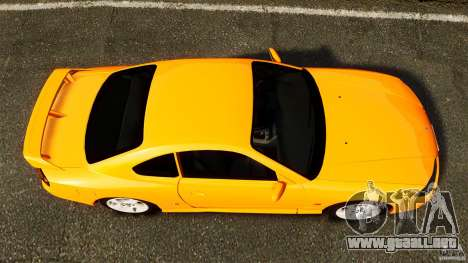 Nissan Silvia S15 Stock para GTA 4 visión correcta